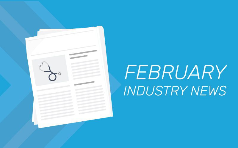 February and HIMSS News
